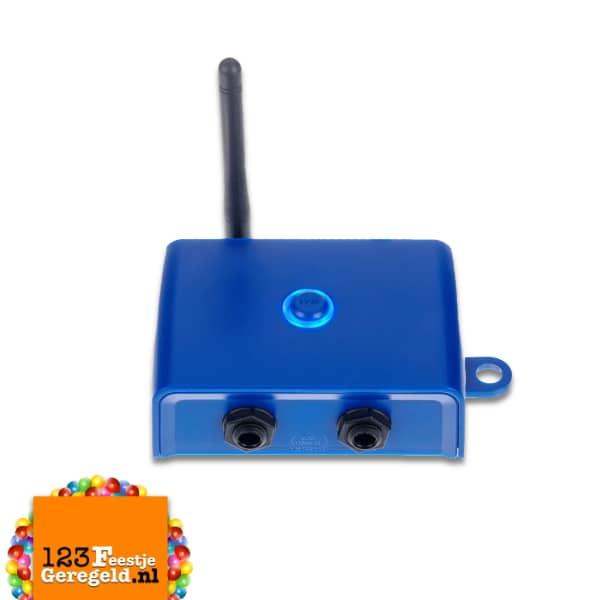 Bluetooth Receiver Verhuur Huren www.123FeestjeGeregeld.nl