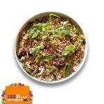 Tricolore salade kip